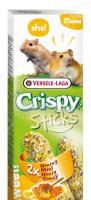 Лакомство для хомяков и песчанок Versele-Laga Crispy «Палочки с медом»