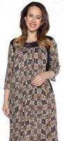 Платье Лауме-Лайн «Стильная классика». Цвет: темно-синий