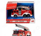 Машинка со светозвуковыми эффектами Dickie «Пожарная машина»