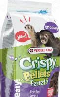 Корм для хорьков Versele-Laga Crispy Pellets Ferrets гранулированный