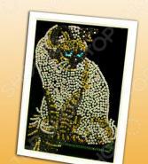 Мозаика из пайеток Волшебная мастерская «Кошка» 019