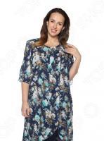 Платье Pretty Woman «Розетта». Цвет: темно-синий