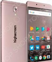 Смартфон Highscreen Five Max Copper