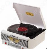 Ретро-проигрыватель виниловых пластинок Playbox PB-103