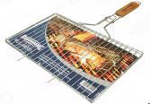 Решетка-гриль для мяса Rosenberg RUS-440003-L