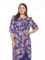 Платье Pretty Woman «Свидание мечты». Цвет: синий