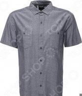 Рубашка Finn Flare S15-22017. Цвет: синий