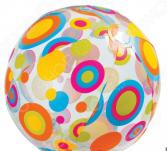 Мяч надувной Intex 59040. В ассортименте