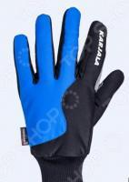 Перчатки для лыж Karjala P171567. Цвет: синий, черный