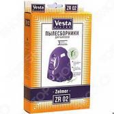 Мешки для пыли Vesta Filter ZR 02 для Zelmer