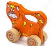 Каталка детская Alatoys «Котик»