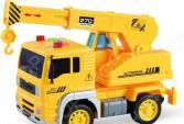Машинка игрушечная Taiko «Кран» B2004