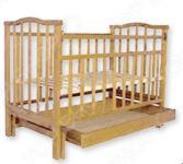 Кроватка детская Агат Золушка-4
