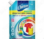 Жидкое средство для стирки Chirton Color в мягкой упаковке