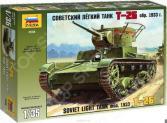 Сборная модель танка Звезда «Т-26»