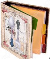 Книга для записи кулинарных рецептов 154257