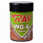 Мазь лыжная простая RAY WG-6