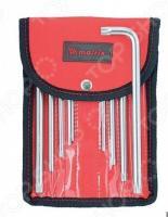 Набор ключей имбусовых MATRIX Tamper 12313