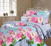 Комплект постельного белья Романтика «Жоржетта». 1,5-спальный