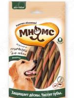 Лакомство для собак Мнямс «Мясные спиральки ассорти»