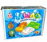 Набор для изготовления мыла Азбука тойс «Машинки»