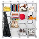 Стеллаж для обуви Tatkraft Smart Cube