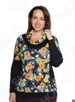 Блуза Матекс «Игривая весна». Цвет: желтый