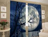 Фотошторы ТамиТекс «Лунный восход»