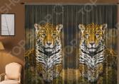 Фототюль Zlata Korunka «Леопард»
