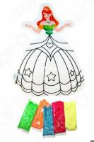 Раскраска надувная Bradex «Принцесса Аня»
