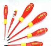 Набор диэлектрических отверток STANLEY FatMax 0-65-441