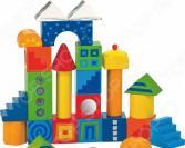 Конструктор для малышей HABA «Воображаемые блоки»