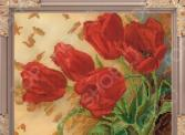 Набор для вышивания бисером Светлица «Тюльпаны»