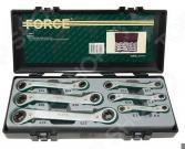 Набор ключей трещоточных Force F-50617