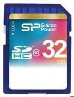 Карта памяти Silicon Power SP032GBSDH010V10
