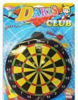 Набор для игры в дартс магнитный TX44756