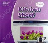 Экран защитный кухонный Bradex TK 0042. В ассортименте