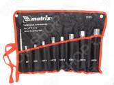 Набор ключей трубчатых торцевых MATRIX: 9 предметов