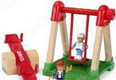 Игровой набор Brio «Детская площадка»