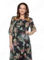 Платье Pretty Woman «Розетта». Цвет: черный