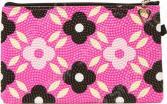 Косметичка Mitya Veselkov «Цветы на розовом»