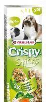 Лакомство для кроликов и морских свинок Versele-Laga Crispy «Палочки с овощами»