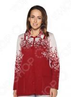Жакет Milana Style «Хрустальная роса». Цвет: красный