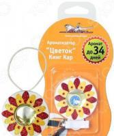 Ароматизатор на дефлектор Airline «Цветок»