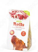 Лакомство для собак средних и крупных пород TiTBiT 2278 «Печенье с начинкой из мяса ягненка»