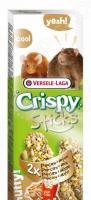 Лакомство для крыс и мышей Versele-Laga Crispy «Палочки с попкорном и орехами»