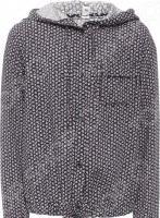 Куртка для девочки Finn Flare Kids KS16-71056. Цвет: темно-синий