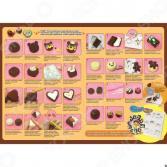Набор для лепки Kinder Club «Шоколадная мастерская»