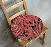 Подушка на стул IRIS Marca Marco 3034 круглая