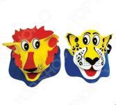 Маска Шампания «Лев/Леопард». В ассортименте